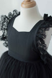 Dollcake Black Beauty Frock In Black