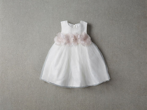 Nellystella Blossom Dress in White