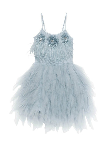 Tutu Du Monde Boudoir Tutu Dress In Winters Ice.