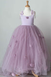 Dollcake Day Dreamer Train Tutu in Lilac Plum