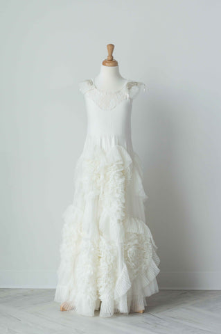 Dollcake Eternity Frock in White