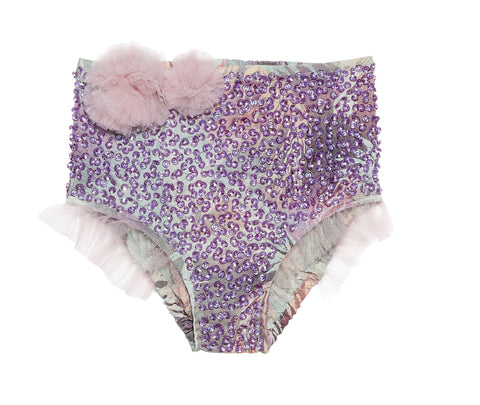 Tutu Du Monde Jewelled Paradise Shorts available for rent from The Borrowed Boutique.