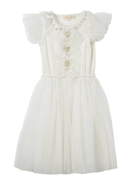 Tutu Du Monde Jasmine Tutu Dress in Milk available for rent from The Borrowed Boutique.