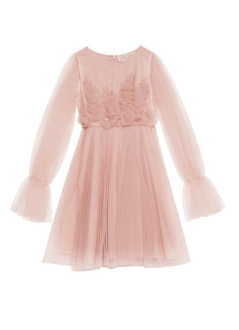 Tutu Du Monde Lady Jay Dress In Rose.