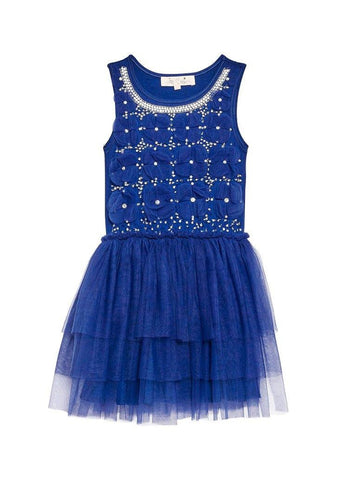 Tutu Du Monde Marching Mice Tutu Dress in Midnight available for rent from The Borrowed Boutique.