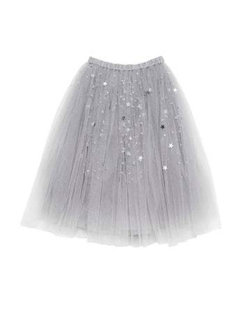 Tutu Du Monde Mirror Mirror Tutu Skirt In Silverlining. Available for rent from The Borrowed Boutique.