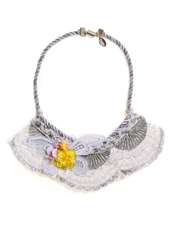 Modern Queen Kids Butterfly Kisses Necklace available for rent from The Borrowed Boutique.