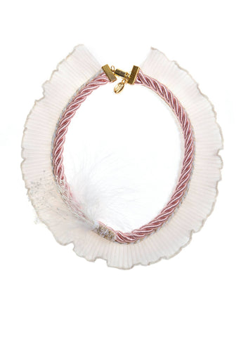 Modern Queen Kids Dandelion Wishes Necklace available for rent from The Borrowed Boutique.
