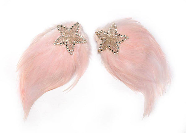 Modern Queen Kids Shooting Star Wings in Pink available for rent from The Borrowed Boutique.