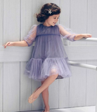 Nellystella Alice Dress in Thistle Down available for rent from The Borrowed Boutique.