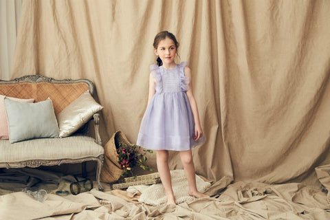 Nellystella Mae Dress In Wisteria