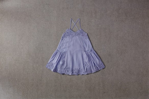 Nellystella Monica Dress In Wisteria