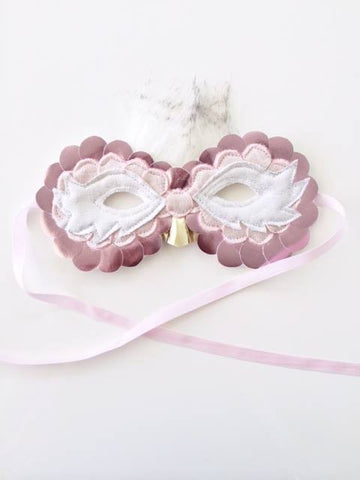Oh Baby! Decorative Mask in Pink