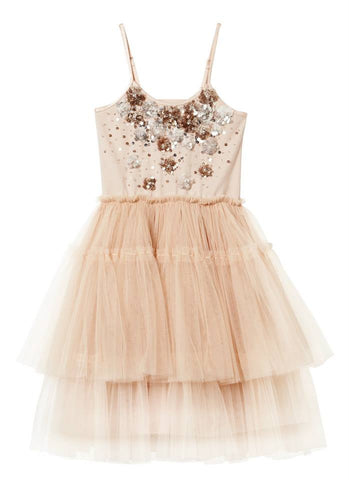 Tutu Du Monde One In A Million Dress in Latte available for rent from The Borrowed Boutique.