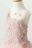 Soapbox Pink Tea & Sugar Gown In Pink