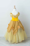 PrimaFashions Beauty and The Beast Belle Gown in Yellow