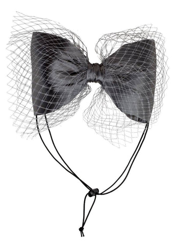 2ca9ef476fad Project 6 NY Kids Black and White Avant Garde Grand Bow Headband available  for rent from