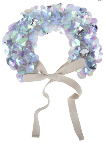 Project 6 NY Kids Iridescent Ivy Collar available for rent from The Borrowed Boutique.