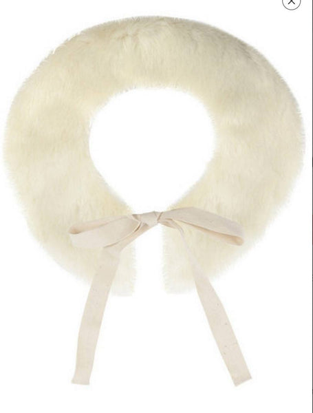 Project 6 NY Kids Creamy Pearl Wisteria Collar available for rent from The Borrowed Boutique.