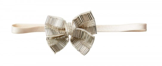 Tutu Du Monde Shimmer and Shine Headband in Lait available for rent from The Borrowed Boutique.