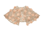 Soapbox Kids Starflower Cape In Peach available for rent from The Borrowed Boutique.