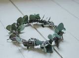 Rent the Miss Stevi Marie French Lavender Flower Crown.