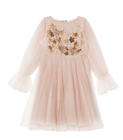 Tutu Du Monde LADY SHAY DRESS in POWDER