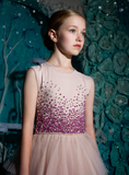 Tutu Du Monde MOMENT TO SHINE LONG TUTU DRESS in DUSTY PINK