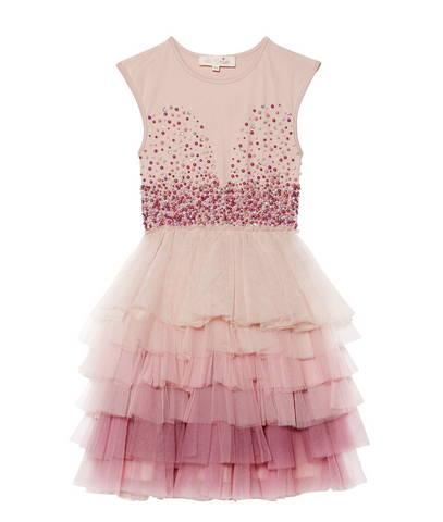 Tutu Du Monde MOMENT TO SHINE TUTU DRESS in DUSTY PINK