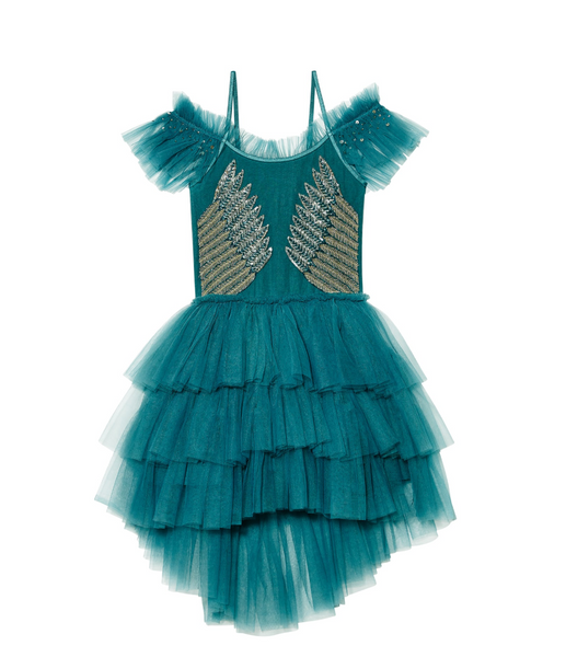 Tutu Du Monde ANGEL'S SYMPHONY TUTU DRESS in EMERALD