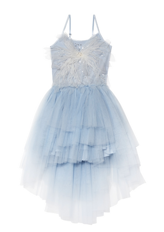 Tutu Du Monde LET IT SNOW TUTU DRESS in CRYSTAL BLUE
