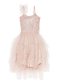 Tutu Du Monde LET IT SNOW TUTU DRESS in POWDER