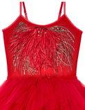 Tutu Du Monde DECADENT DREAM TUTU DRESS in CHERRY Red