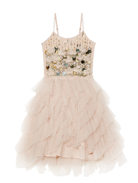 Tutu Du Monde Golden Glow Tutu Dress in Apple Pie