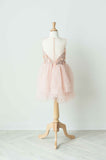 Soapbox Meet Me In The Meadow Dress In Peach