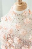 Soapbox Starflower Cape In Peach