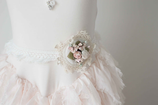 Dollcake Surprise Bouquet Sash/Headband