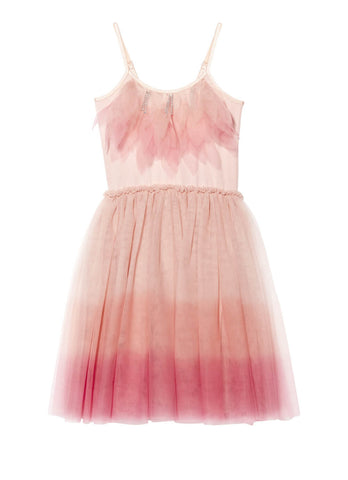 Tutu Du Monde Mysterious Wings Tutu Dress in Orchid/Watermelon