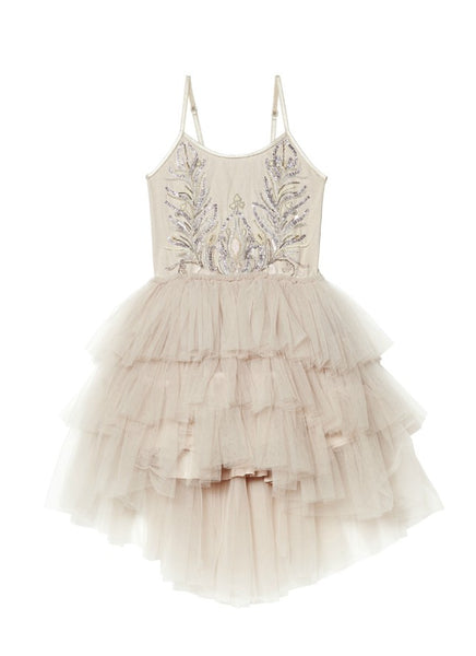 Tutu Du Monde Birds Of A Feather Tutu Dress In Hazelnut