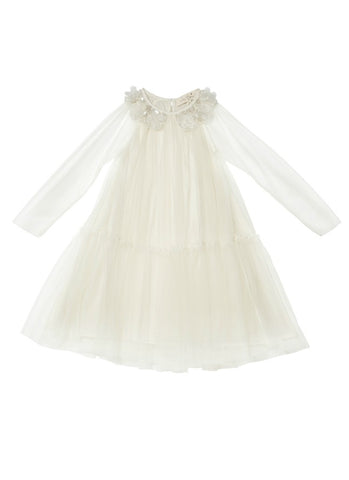Tutu Du Monde Mellow Dreams Dress In Pannacotta