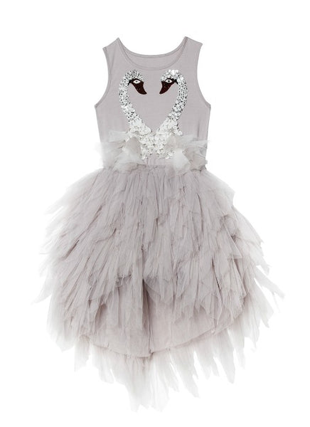 Tutu Du Monde Swan With Me Tutu Dress In Cloud