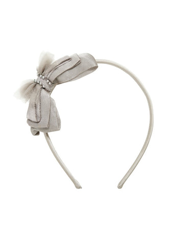 Tutu Du Monde Love Letter Headband In Cloud