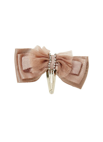 Tutu Du Monde Love Letter Hair Clip In Blush
