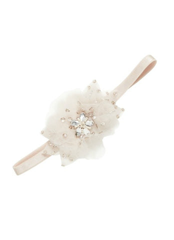 Tutu Du Monde Wildflower Headband in Wisp