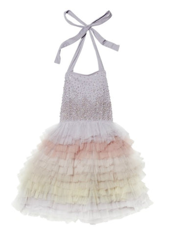 Tutu Du Monde Waterfall Tutu Dress In Fog