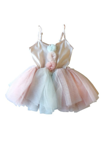 Tutu Du Monde BÉBÉ Dolly Tutu Dress In Wisp
