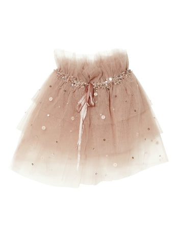 Tutu Du Monde Night Sky Cape In Blush