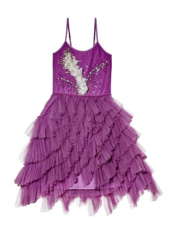 Tutu Du Monde Wistful Willow Tutu Dress In Boysenberry