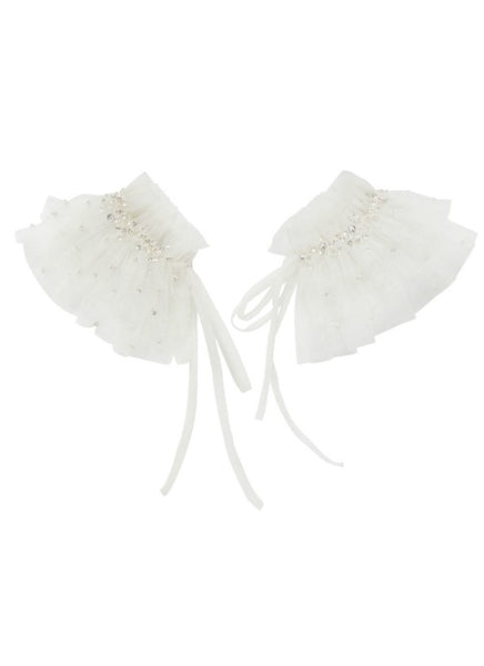 Rent the Tutu Du Monde Night Sky Cuffs in Milk from The Borrowed Boutique.