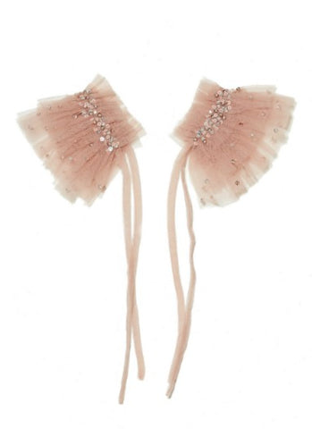 Tutu Du Monde Night Sky Cuffs in Blush